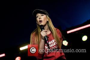 Kathryn Ryan at Bramham Park and Leeds Festival