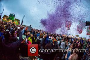 Atmosphere at Bestival