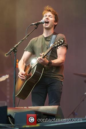 James Blunt - James Blunt on stage during BBC Radio 2 Live in Hyde Park at Hyde Park - London,...