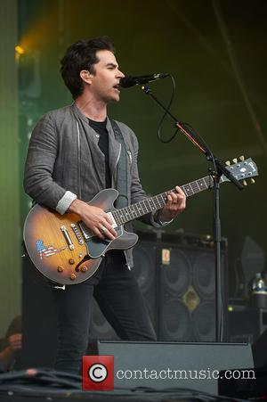 Kelly Jones and Stereophonics at Hyde Park
