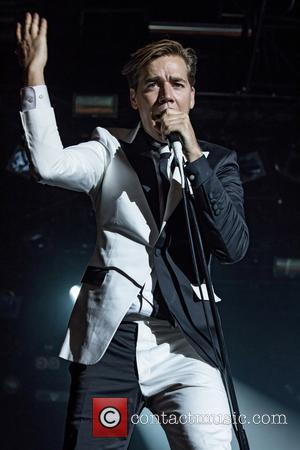 The Hives perform live at Liseberg Amusement Park - Gothenburg, Sweden - Friday 15th September 2017