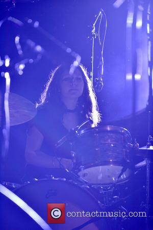 Warpaint opens for the Depeche Mode on the Global Spirit Tour held at American Airlines Arena - Miami, Florida, United...