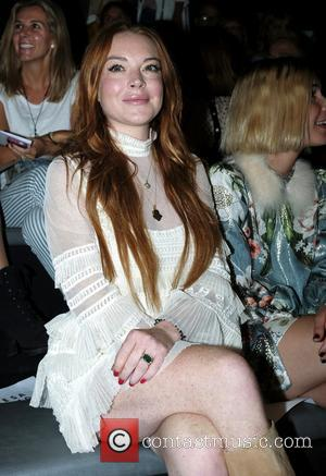 Lindsay Lohan Was Bitten By A Snake, But It's Good Luck Apparently