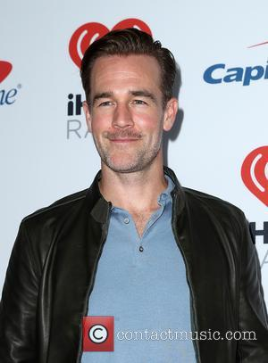James Van Der Beek at the iHeartradio Music Festival held at T-Mobile Arena - Las Vegas, Nevada, United States -...