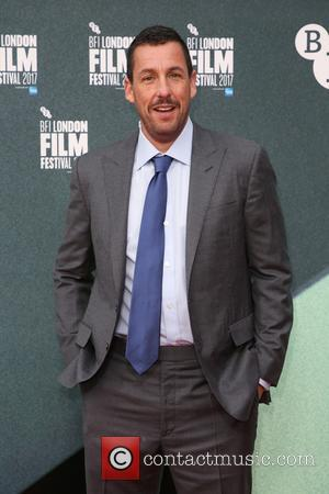 Adam Sandler Criticised For Touching Claire Foy's Knee
