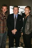 Dallas Roberts, Terry Mcdonell and Ben Foster