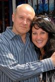 Alan Dale and Nina Soderquist