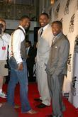 AJ Calloway, Quentin Richardson and Nate Robinson