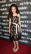 Madison Pettis, Movieguide Faith And Value Awards 2008 and Beverly Hilton Hotel