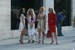 Kristin Davis, Cynthia Nixon and Sarah Jessica Parker