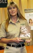 Terri Irwin and Steve Irwin