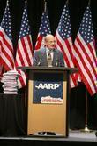 AARP's 50th annual conference at the Washington Convention Center