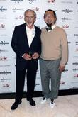 Dennis Hopper and Takashi Murakami