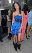 Chanel Iman and Tyra Banks