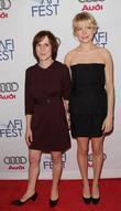 Kelly Reichardt and Michelle Williams