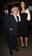 Bernie Ecclestone and Slavica Ecclestone