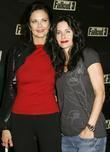 Courteney Cox and Lynda Carter