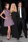 Allegra Versace, Donatella Versace and Versace