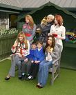 Nadine Coyle, Girls Aloud, Kimberley Walsh, Nicola Roberts and Sarah Harding