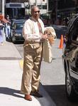 Bill Cosby and David Letterman