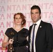 Catherine Tate and Zachary Quinto