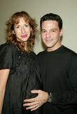Alysia Reiner and husband David Alan Basche