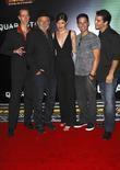 Doug Jones, Jay Hernandez, Jennifer Carpenter and Rade Serbedzija