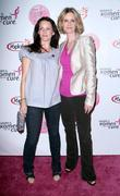 Kristin Davis and Cynthia Nixon