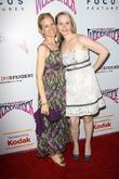 Bridget Fonda and Molly Elfman