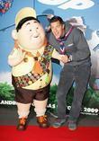 Bear Grylls and Pixar