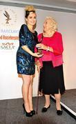 Katherine Jenkins and Dame Vera Lynn