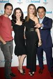 Steven Strait, Andy Garcia and Julianna Margulies