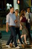 Justin Timberlake and Mila Kunis
