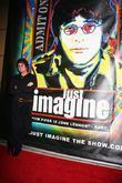 Tim Piper and John Lennon