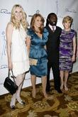 Alana Stewart, Rachel Welch and Kevan Hall