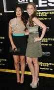 Alexa Vega and Makenzie Vega
