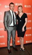 Joey Lawrence and Melissa Joan Hart