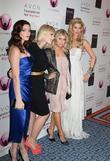 Ashley Greene, Delta Goodrem, Fergie and Natasha Bedingfield