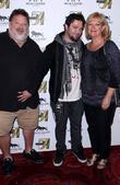 Phil Margera, April Margera and Bam Margera