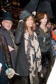 Steven Tyler, Erin Brady and Manhattan Hotel
