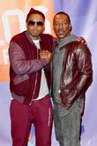 Nas and Eddie Murphy