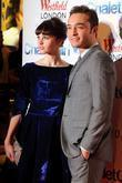 Felicity Jones and Ed Westwick