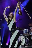 Sharon Corr and Isle Of Wight Festival