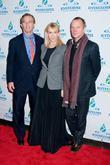 Robert F Kennedy, Sting and Trudie Styler