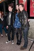 James Gunn, Kevin Bacon and Liv Tyler