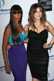 Leona Lewis and Rita Wilson