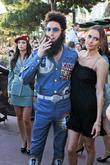 Sacha Baron Cohen and Cannes Film Festival