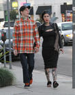 Kat Von D and Deadmaus