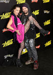 Bam Margera, Missy Rothstein Margera and Grauman's Chinese Theatre