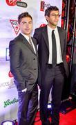 Zac Efron and Ramin Bahrani